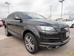 Audi Q7 2012 - 2012 lava gray pearl effect audi q7 3 0 tdi quattro 66615872