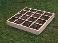 what is square foot gardening mel bartholomew creator of