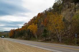 dreamy road trip fall foliage