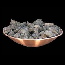 Fire Pit Lava Rock by Grand Effects Lr40 Lava Rock For 40in Inner Diameter Fire Bowls