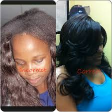 best way to sew in a weave for long hair stop with bad weaves get a good weave sew in w lace closure