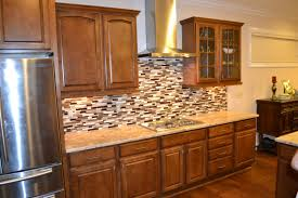 kitchen backsplash ideas with oak cabinets backsplash for kitchens with light cabinets kitchen backsplash