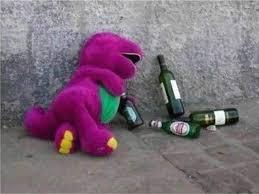 Barney Meme - sad barney know your meme
