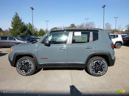 jeep renegade trailhawk blue anvil 2016 jeep renegade trailhawk 4x4 exterior photo 108937742