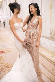 black and gold sequin bridesmaid dresses u2013 dress ideas