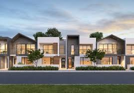 house designs pictures 2 storey house land packages narrow lot homes terrace