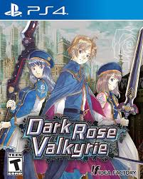 amazon com dark rose valkyrie playstation 4 video games