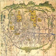 Map Of Syria Google Search Maps Pinterest by Old Map Of Hanyang Seoul Old Maps Of Korea Pinterest Old