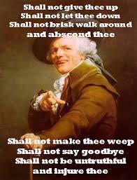 Rick Roll Memes - ye olde rick roll