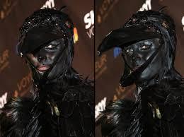 Raven Halloween Costume Heidi Klum Raven Costume Halloween Party 2009 Joins
