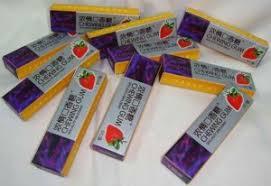 chewing gum obat perangsang permen karet clinic herbal