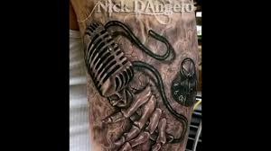 best 3d tattoos 2015 youtube