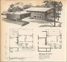 Antique House Plans Vintage House Plans Multi Level Homes Part 14 Antique Alter Ego