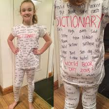 granny halloween costume ideas clever dictionary worldbookday costume idea the works costume