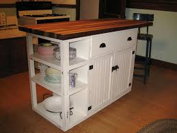 kitchen cart with trash bin best kitchen carts for small