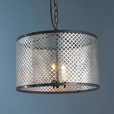Metal Ceiling Light Shades Vintage Metal L Shades Diy Shade Ls And Lighting 16 Mid