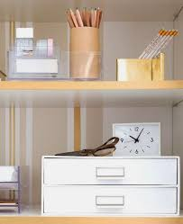 accessoire rangement bureau boite de rangement des rangements pour le bureau