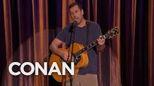 the thanksgiving song performed by adam sandler adam sandler