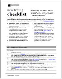 Estate Client Information Sheet Template Estate Council Of Columbia Listing Information
