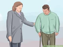 How Do Blind People Walk Around How To Help A Blind Person With Pictures Wikihow