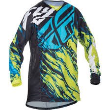 youth motocross gear fly racing 2017 kinetic relapse youth motocross off road mx jersey