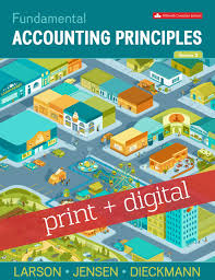 fundamental accounting principles vol 2 with connect with