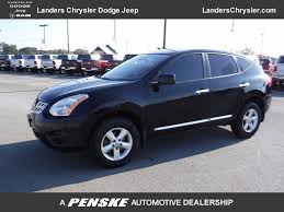 2013 used nissan rogue awd 4dr s at landers chevrolet serving