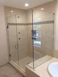 Shower Door For Tub by L Shape Shower Next To Tub Or Bench Seat Medford Lakes Nj
