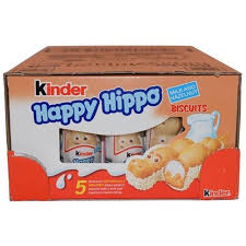 happy hippo candy where to buy kinder happy hippo hazelnut 10x20 7g x 5 50 pcs 2day ship