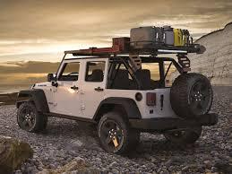 jeep with surfboard amazon com jeep wrangler jku 5 door unlimited roof rack full