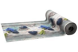 tappeto guida tappeto guida cucina con fiori 1mt