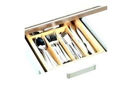 range tiroir cuisine separateur tiroir cuisine fabulous cheap cool pcs diviseur sparateur