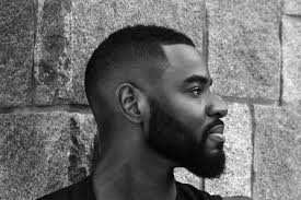 beard styles for black men with round faces women medium haircut