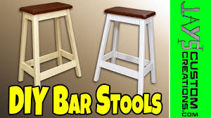 Woodworking Stool Plans For Free by Easy Diy Bar Stool 130 Youtube