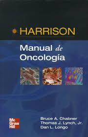 harrison manual de oncologia de bruce chabner en gandhi