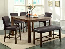 dining room furniture with wood bench reclaimed wood dining table