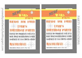 movie ticket party invitation free printable invitation design