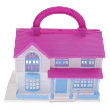 Furniture Sets Online Get Cheap Plastic Dollhouse Furniture Sets Aliexpress Com