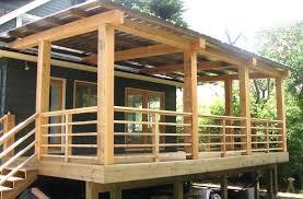 deck railings ideas u2013 bowhuntingsupershow com