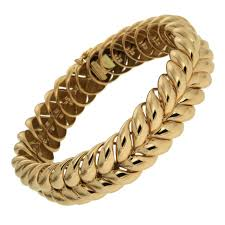 gold bracelet rope images Urbano italian yellow gold rope bracelet for sale at 1stdibs jpeg