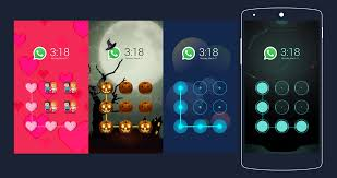 halloween background themes halloween applock theme android apps on google play