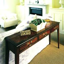 coffee table for long couch extra long sofa table tables console easycrafts4fun
