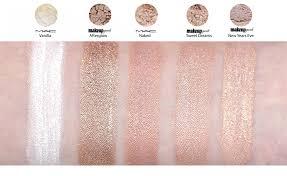 club makeup makeup geek makeup geek afterglow pigment dupe mugeek vidalondon