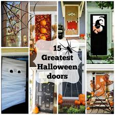 halloween door ideas top 15 halloween door decorations the organized mom
