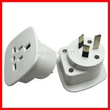 Saa universal travel plug adaptor for nz australia saa australia