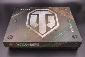 pubg xbox one x only world of tanks custom xbox one x console giveaway