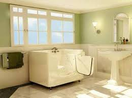relaxing bathroom ideas relaxing bathroom ideas with green wall color and modern walk