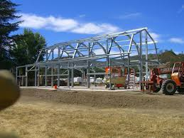 gambrel homes steel frame gambrel type homes starting from 19 950 hq pictures