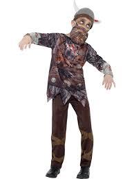 child zombie viking costume kids norse god fancy dress