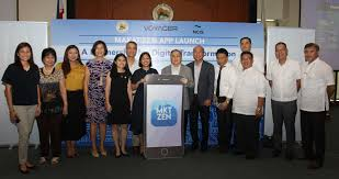 makati city goes digital with makatizen app with voyager
